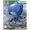 1/144 HGPG 19 Petit'gguy Setsuna F Seiei Blue & Placard