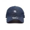 หมวก NEW ERA 9Forty Cap Mini NY Logo สียีนส์