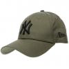 หมวก NEW ERA 9Forty Cap NY สีเขียว โลโก้ดำ
