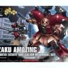 1/144 HGBF 002 MS-06R-AB Zaku Amazing