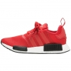 Adidas NMD_R1 - Trainers - red/white