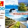 NLC NZ86SQ ทัวร์ Autumn in New Zealand สู่ประเทศนิวซีแลนด์ ดินแดนซีกโลกใต้ มหัศจรรย์เกาะใต้ 8 วัน บิน SQ