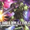 1/144 HGGO 016 MS-06C Zaku II Type C/Type C-5