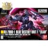 1/144 HGUC 207 RX-79BD-1 Blue Destiny Unit 1 EXAM