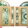 กระจกนิรภัยสเตนกลาส (Stained Glass )