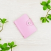 M card Nature Button Pink