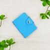 M card Nature Button Blue