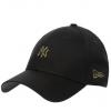 หมวก New Era 39Thirty NY Mini Logo Cap Black GreenGold