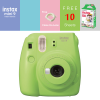 Mini 9 (สีเขียว) แถมฟิล์ม 10แผ่น แถม Lens Close up