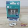 ไฟหรี่ฟิลิปส์ Ultinon LED ขั้ว T10 Philips แท้ 100%