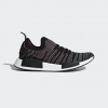 Adidas NMD_R1 STLT PRIMEKNIT SHOES Black/Grey Four/Solar Pink