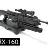 โมเดลปืน 4D Model โมเดลปืนทหาร แบบ ARX - 160
