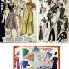 3 แบบการแต่งกายชุดวินเทจยุค 1940
