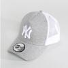 หมวก NEW ERA Trucker Cap NY สีเทา เจอร์ซี่