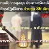 สำนักงานอัยการสูงสุด ประกาศรับสมัครสอบนิติกรปฏิบัติการ 36 อัตรา วันที่15 พฤศจิกายน - 8 ธันวาคม 2560