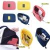 กระเป๋าถือใส่อุปกรณ์เสริม มือถือ อุปกรณ์ไอทีต่างๆ และของจุกจิก มี 2 ขนาดใหญ่-เล็ก