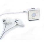 หูฟัง บลูทูธ Remax Sport Clip-on S3 สีขาว