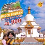PVC BHUTAN5D-B3 ทัวร์ ภูฏาน ทิมพู พูนาคา พาโร วัดทักซัง 5 วัน 4 คืน บิน B3