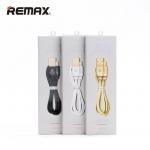 สายชาร์จ Remax Micro USB RC-041m 1m สีดำ