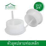 พลาสติกอุดปลายท่อเหล็ก (POM)