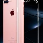 เคส iPhone 7 Plus Hoco TPU สีใส