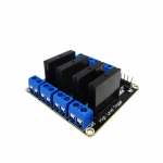 Relay 4 Channel 5V DC Solid State Active High Module