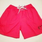 SALE กางเกงผ้าคัตตอล รุ่นเชือก L สีแดง