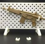 ชุดโมเดลปืนประกอบทหาร Series 4 โมเดลปืน HK53