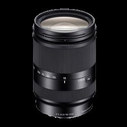 Sony E 18–200 mm F3.5–6.3 OSS LE