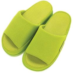 Refre OKUMURA Slippers สีเขียวอ่อน-ผู้หญิง (M) รองเท้าแตะเพื่อสุขภาพ