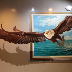 Art in Paradise Pattaya พิพิธภัณฑ์ภาพจิตรกรรม 3 มิติ