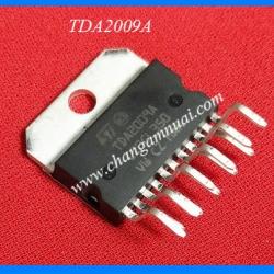 TDA2009A IC ขยายเสียง