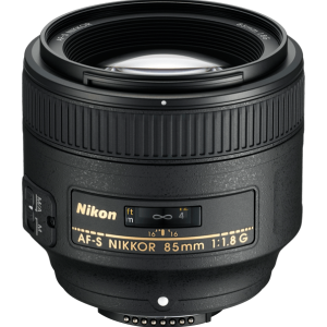 AF-S NIKKOR 85mm f/1.8G