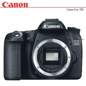 Canon Eos 70D (Body) ฟรี SD16GB