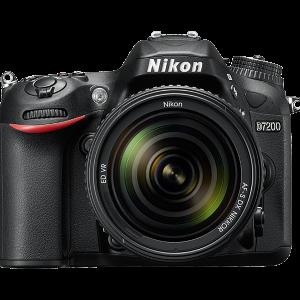 Nikon D7200 Lens 18-200 VR ll