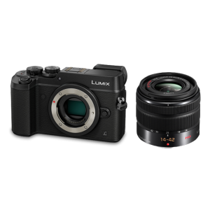 Panasonic GX8 +Lens 14-42 mm OIS
