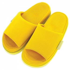 Refre OKUMURA Slippers สีเหลือง-ผู้หญิง (M) รองเท้าแตะเพื่อสุขภาพ