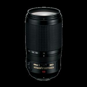 AF-S VR Zoom-Nikkor 70-300mm f/4.5-5.6G IF-ED
