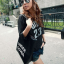 GrabMeNow Tote Bag UNDER COVER (Black) thumbnail 5