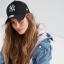 หมวก NEW ERA 9Forty Women Cap Silver NY Logo
