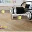 TK70 หลอดไฟหน้า LED ขั้ว HB3, HB4, HIR2 - LED Headlight Cree XHP70 chip thumbnail 2