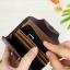 M Ven Card Button Dark Brown thumbnail 7