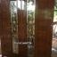 ประตูไม้สักกระจกนิรภัย สไตล์โมเดิร์น รหัส A162 thumbnail 1