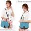 กระเป๋าแฟชั่น Axixi สไตล์สาวหวาน เหมาะกับสาวๆ วัยใส น่ารัก สะพายเท่ๆ สวยไม่มีเอาท์ thumbnail 3