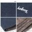 กระเป๋าสตางค์ผู้ชายใบสั้น แนวตั้ง ผ้าแคนวาส สีน้ำเงิน thumbnail 5