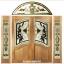 กระจกนิรภัยสเตนกลาส ปีกนก ชุด5ชิ้น รหัส G17