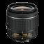 AF-P DX NIKKOR 18-55mm f/3.5-5.6G VR thumbnail 1