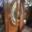 ประตูไม้สักกระจกนิรภัย เกรดA รหัส A106 thumbnail 1