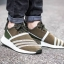WHITE MOUNTAINEERING NMD_R2 PRIMEKNIT SHOES Color Trace Olive /Footwear White thumbnail 10