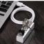 USB HUB Hoco HB1 4USB 80cm สีเงิน thumbnail 3